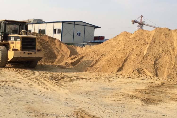 嘉兴黄沙水泥